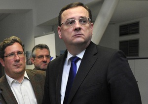 Чехия - Премьер-министр Петр Нечас разводится
