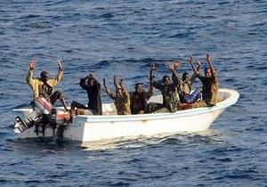 В Кении осудили восьмерых сомалийских пиратов