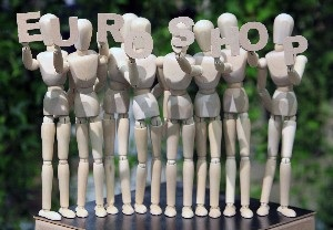 Новинки выставки EuroCIS 2011. Репортаж компании  Итератор