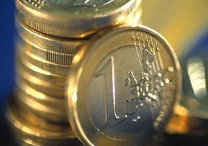Евро падает на фоне роста доллара