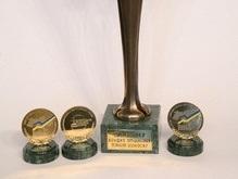 ОАО «Турбоатом» признано победителем всеукраинского конкурса-выставки «Кращий вітчизняний товар 2008 року» в трёх номинациях