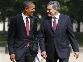 СМИ: Для уничтожения Талибана Обама просит помощи у Брауна