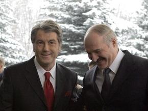 Лукашенко: У Беларуси нет аллергии на Украину