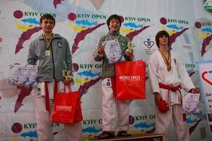 Украинские каратисты завоевали 28 золотых медалей