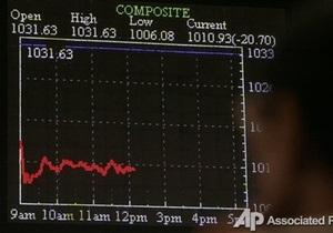 Американские индексы - Устали расти: индексы Dow Jones и S&P спустились с рекордных отметок