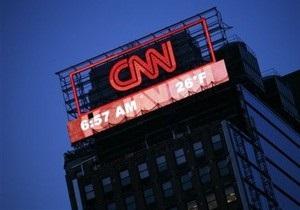 Сегодня исполняется 30 лет телеканалу CNN