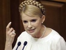 Тимошенко: Вопрос о форме правления в Украине и членстве в НАТО решит референдум