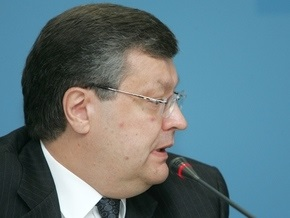 Грищенко: Ни Косово, ни Абхазию, ни Южную Осетию Украина признавать не должна
