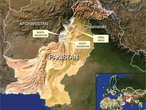 В результате ракетного удара США в Пакистане погибли два человека