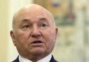 Лужков: Москва и Севастополь подпишут большую программу сотрудничества