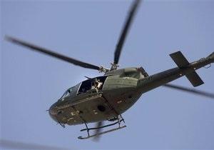На Сахалине разбился вертолет Ми-8
