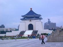 В Тайване закрыли мавзолей Чан Кайши