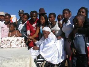 В ЮАР скончалась одна из старейших жительниц планеты