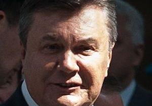 Москва, намекая на газ, связывает визит Януковича с конкретными договоренностями