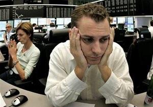 Падение стоимости коснулось почти всех украинских акций