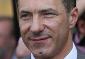 Рудьковский стал первым секретарем Соцпартии