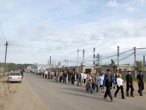 Алтайские рабочие решили не проводить блокирование федеральной трассы