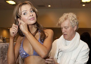 Фотогалерея: Красавицы в Лас-Вегасе. Началась подготовка к финалу Мисс Вселенная-2010