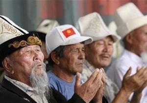 Сегодня в Кыргызстане пройдут выборы президента