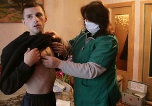 Эпидемиологическая ситуация по заболеваемости гриппом в Украине остается спокойной