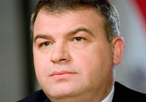 В Украину прибыл министр обороны России