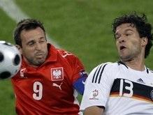 Евро-2008: Польша потеряла капитана до конца чемпионата