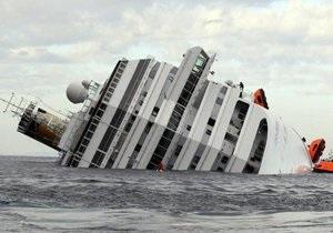 Затонувший в Италии лайнер был местом действия последнего фильма Годара