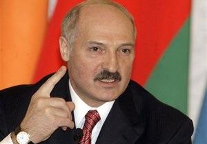 Лукашенко: Россия может потерять Беларусь