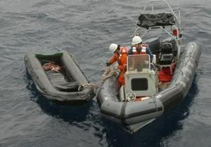 Китайцы патрулируют спорные с Японией острова