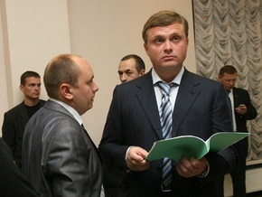 Левочкин: Янукович поддержал Бойко в конфликте с Шуфричем