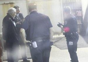 Стросс-Кан прибыл в суд Нью-Йорка