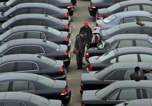 Автомобили черного цвета оказались самыми небезопасными