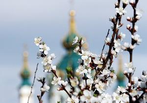 Прогноз погоды - погода в Украине - погода на 4 мая - погода на 5 мая - В Украине сохранится теплая погода