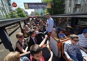 В День Киева Виталий Кличко вспомнил свою первую профессию