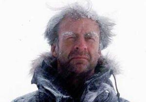 Ветеран-путешественник отморозил руку в Антарктике
