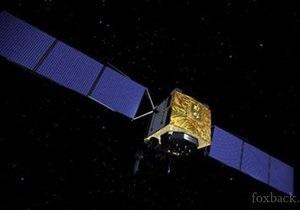 Российский спутник упал в Тихий океан