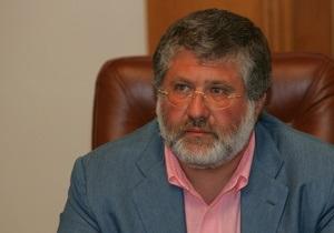 Коломойский отказался финансировать Газету по-киевски, пока она не сменит руководство