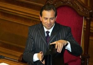 Томенко заявил, что де-юре коалиции не существует