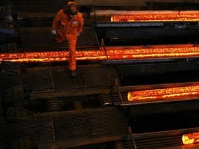 Производство стали и проката в Украине в июле вырастет на десять процентов
