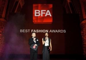 Best Fashion Awards - 2013. Полный список номинантов