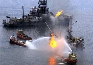 BP потратила на ликвидацию утечки нефти в Мексиканском заливе $2 млрд
