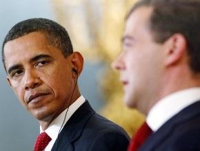 Медведев позвонил Обаме, чтобы поздравить с днем рождения и поговорить о делах