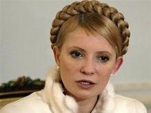 Тимошенко потребовала от членов ЦИКа отставки Шаповала