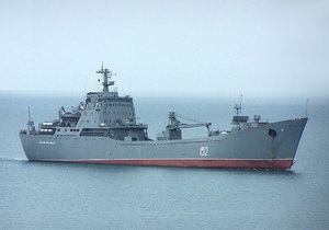 Источник: Отряд ЧФ России готов отправиться к берегам Сирии