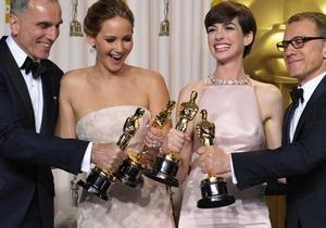 Оскар-2013: как отреагировали победители на вручения награды