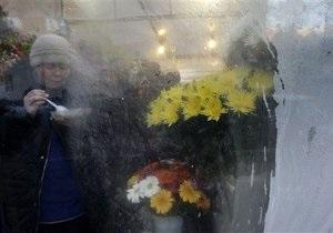В Москве объявлено штормовое предупреждение. На город надвигается сильный снегопад
