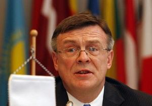 В США Кожара принял участие в слушаниях посвященных украинскому председательству в ОБСЕ