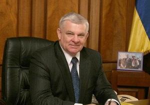 Ивано-франковский губернатор допустил, что целью членов Тризуба был самолет Януковича