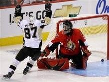 NHL: Пингвины в шаге от четвертьфинала
