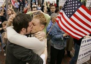 В Род-Айленде легализовали однополые браки